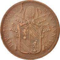Vatican, Pie IX, 5 Baiocchi 1852 VII-R, KM 1356 - Vaticano (Ciudad Del)