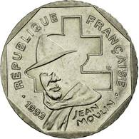 [#76538] V�me R�publique, 2 Francs 1993, KM 1062