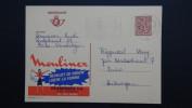 Belgium - 1978 - Mi: P410 IV - Publibel-Nr. 2717N - Used - Postal Stationery - Look Scans - Stamped Stationery