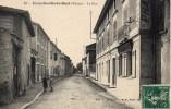 69 FRANCHEVILLE-le-HAUT  La Rue - Frankreich