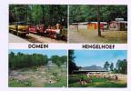 6007   Cpm   Domein HENGELHOEF  ; HOUTHALEN  , Mutivues - Houthalen-Helchteren