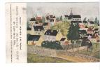 24513 Guéret - Un Coin De La Ville - Par Germaine Valette Concours 1935-1936 J.M. Paillard N° 4