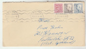 1957 Malmo SWEDEN  Stamps COVER To Germany - Sweden