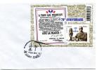 Thème Général De Gaulle - Bureau Temporaire - Saint Egrève - 18 Juin 2010 - R 1841 - De Gaulle (Général)