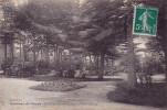 CPA - 76 - DIEPPE - Environs - Jardin De L'hôtel Des Sapins - Phare D'ailly - Dieppe