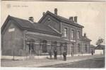 Thulin - La Gare - Animée - 1922 - Editeur Albert - Stations Without Trains