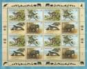 BLOK SHEET WIEN VN 1994  DIEREN / ANIMALS **.  ZIE / VOIR / LOOK SCAN .!!!!! SUPER SALE !!!!!... VNW20 - Wien - Internationales Zentrum