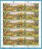 BLOK SHEET WIEN VN 1996 DIEREN OLIFANT / ELEPHANT **.  ZIE / VOIR / LOOK SCAN .!!!!! SUPER SALE !!!!!... VNW23 - Wien - Internationales Zentrum