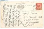 1920 Ireland Finner Camp, Ballyshannon Postmark On Bundoran Pc - Militaria