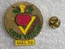 CIDRE VOLCLER POMME PIN'S A SYSTEME    VVV   166 - Beverages