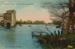 HOMPS - Vue Sur L'Aude Au Moulin - Autres Communes