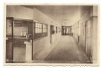 INSTITUT MEDICAL MUTUALITES SOCIALISTE, LA HESTRE (Manage, Hainaut, Belgique) - 1er ETAGE, HOSPITALISATION HOMMES - Manage