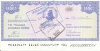 ZIMBABWE 10000 DOLLARS 2003 UNC P 17 - Zimbabwe