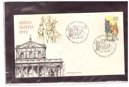 TEM6348   -    ANNO SANTO -   25.3.1983 - Cristianesimo