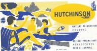 HUTCHINSON - Buvards, Protège-cahiers Illustrés