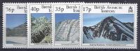 ANTÁRTIDA BRITANICA 1995 - Yvert #261/64 - MNH ** - Territorio Antártico Británico  (BAT)