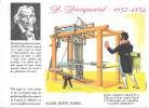 """Destins Exemplaires Buvard N° 15 Série """"SANTE SOBRIETE"""" ALORS RESTE SOBRE - J. Jacquard - Buvards, Protège-cahiers Illustrés"""