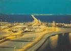 *KING FAHD CAUSEWAY - BAHRAIN STAMPS STORIA POSTALE - Bahrein (1965-...)