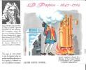 """Destins Exemplaires Buvard N° 17 Série """"SANTE SOBRIETE"""" ALORS RESTE SOBRE - D. Papin - Buvards, Protège-cahiers Illustrés"""