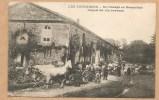 LES VENDANGES -- Un Cuvage En Beaujolais - Départ Du Vin Nouveau - ATTELAGE - BOEUF - VIN - VIGNE - VENDANGE - TONNEAUX - Frankreich