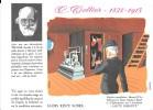 """Destins Exemplaires Buvard N° 20 Série """"SANTE SOBRIETE"""" ALORS RESTE SOBRE - C. Tellier - Buvards, Protège-cahiers Illustrés"""