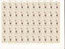 1991 - LUXEMBOURG - Champignons De Luxembourg -  Yvert Nº  1217/1220 *** MNH - 50 Sets - Unused Stamps