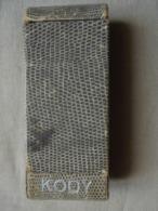 Ancienne Boite, Coffret De Rangement Bijouterie, Horlogerie - KODY - - Matériel