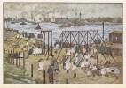 Maurice Brazil Prendergast - De East River - Post-impressionisme - De Voorlopers Van De Moderne Kunst - Schilderijen