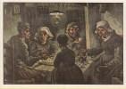 Vincent Willem Van Gogh - De Aardappeleters - Realisme - De Verheerlijking Van De Natuur - Schilderijen