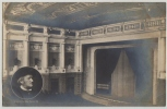 RPPC,PRINZREGENTEN THEATRE,MUNICH,1908,INTERIOR VIEW - Oper