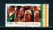 IRELAND  -  2007  National Anthem  55c  Used As Scan - Used Stamps