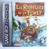 JEU NINTENDO GAME BOY ADVANCE - LES REBELLES DE LA FORET - Nintendo Game Boy