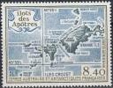 TAAF 1989 Yvert Poste Aérienne 103 Neuf ** Cote (2015) 3.90 Euro Ilots Des Apôtres - Poste Aérienne