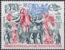 TAAF 1989 Yvert Poste Aérienne 108 Neuf ** Cote (2015) 3.00 Euro Bicentenaire De La Révolution Française - Poste Aérienne