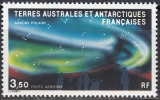 TAAF 1984 Yvert Poste Aérienne 81 Neuf ** Cote (2015) 2.75 Euro Aurore Polaire - Poste Aérienne