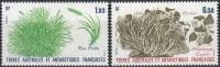 TAAF 1987 Yvert 125 - 126 Neuf ** Cote (2015) 4.00 Euro Flore Antarctique - Terres Australes Et Antarctiques Françaises (TAAF)