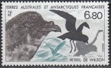 TAAF 1988 Yvert 132 Neuf ** Cote (2015) 3.40 Euro Pétrel De Wilson - Terres Australes Et Antarctiques Françaises (TAAF)