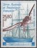 TAAF 1995 Yvert 201 Neuf ** Cote (2015) 12.50 Euro Voilier Tamaris Et Oiseau De Mer - Terres Australes Et Antarctiques Françaises (TAAF)
