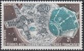 TAAF 1979 Yvert Poste Aérienne 56 Neuf ** Cote (2015) 1.25 Euro Télémesures - Poste Aérienne