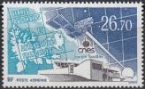 TAAF 1994 Yvert Poste Aérienne 131 Neuf ** Cote (2015) 12.90 Euro Station Satellite Du CNES - Poste Aérienne