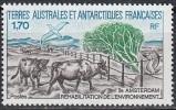 TAAF 1990 Yvert 149 Neuf ** Cote (2015) 0.80 Euro Bétail Et Oiseaux - Terres Australes Et Antarctiques Françaises (TAAF)