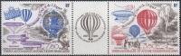 TAAF 1984 Yvert Poste Aérienne 83A Neuf ** Cote (2015) 7.00 Euro Montgolfière Et Ballon - Poste Aérienne