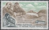 TAAF 1993 Yvert Poste Aérienne 126 Neuf ** Cote (2015) 12.50 Euro Terre Adélie, Laboratoire De Biologie Animale - Poste Aérienne