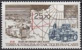 TAAF 1993 Yvert Poste Aérienne 127 Neuf ** Cote (2015) 12.50 Euro DIO Base De Départs Des Raids - Poste Aérienne