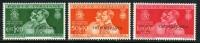 Tripolitania #35-37 Mint Hinged Royal Wedding Issue From 1930 - Tripolitania