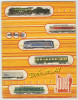 (14771) Catalogue Jouef Collection 1974 ; Circuits Trains Et Routiers , Voitures , Trains , Accessoires Voir Sommaire - Autres Collections