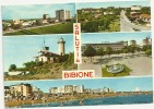 BIBIONE--VENEZIA--  5 VEDUTE  VIAGGIATA ANNI 60 - Italia
