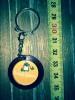 PUB PUBLICITE PORTE CLEFS CLES Fromagerie Franco Suisse Kaasfabriek - Key-rings