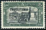 Tripolitania B22 Mint Lightly Hinged Semi-Postal From 1927 - Tripolitania