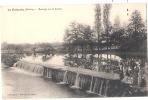 LA GUIERCHE  Barrage Sur La Sarthe Ecrite TB - Frankreich
